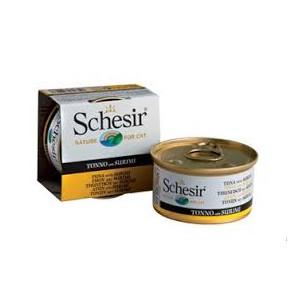 Schesir Thunfisch und Surimi für Katzen nr. 136