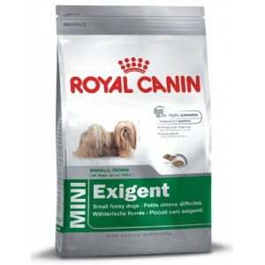 royal canin mini exigent hundefutter. Black Bedroom Furniture Sets. Home Design Ideas