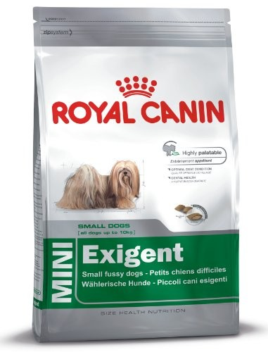 Royal Canin Mini Exigent Hundefutter