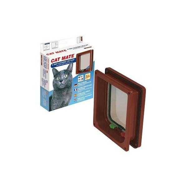 Cat Mate 235B 4-Wegverschluss Katzenklappe