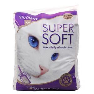 Sivocat Supersoft Katzenstreu