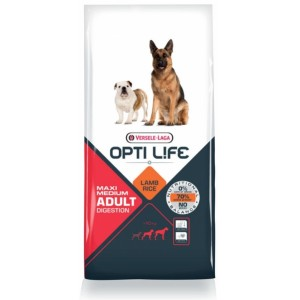 Opti Life Adult Digestion Medium/Maxi Hundefutter
