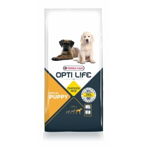 Opti Life Puppy Maxi Hundefutter mit viel Huhn&Reis