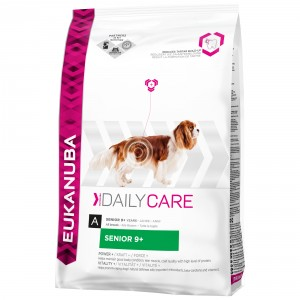 Eukanuba Daily Care Senior 9+ Hundefutter