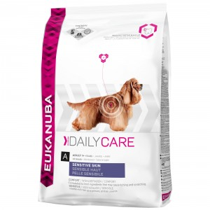 Eukanuba Daily Care Sensitive Skin Hundefutter