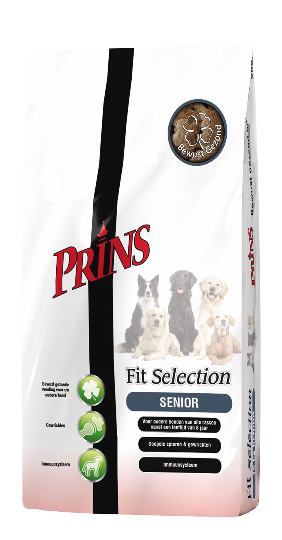 Prins Fit Selection Senior Hundefutter