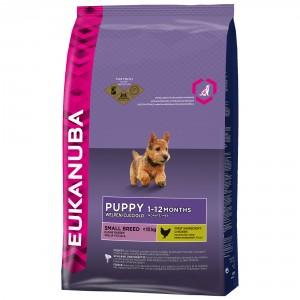 Eukanuba Puppy Kleine Rassen Hundefutter