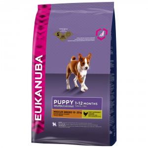 Eukanuba Puppy Mittelgroße Rassen