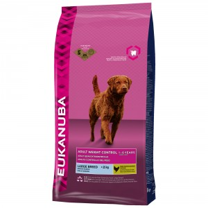 Eukanuba Adult Weight Control Groβe Rassen