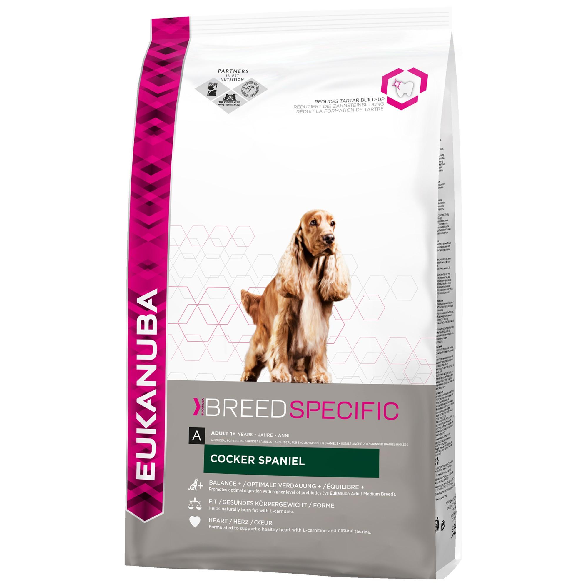 Eukanuba Cocker Spaniel Hundefutter