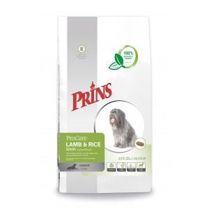 Prins ProCare Lamm & Reis Senior Hypoallergic Hundefutter