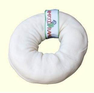 Farmfood Rawhide Dental Donut 5""