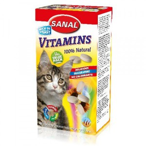 Sanal Vitamine Katze