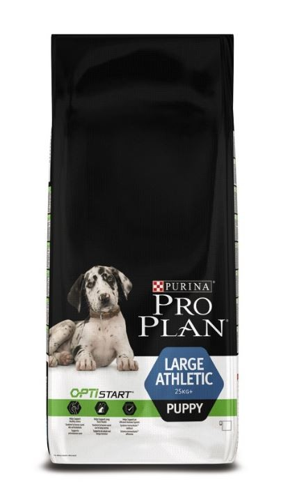 Pro Plan Large Athletic Puppy Huhn Optistart Hundefutter