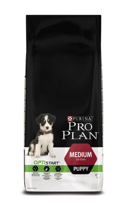 Pro Plan Puppy Medium Optistart Hundefutter