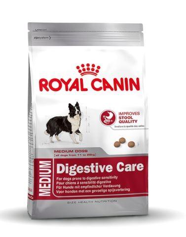 Royal Canin Medium Digestive Care Hundefutter