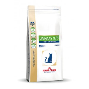 Royal Canin Urinary S/O High Dilution Katzenfutter - UHD 34