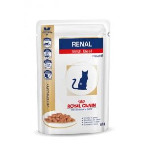 Royal Canin Renal Rind Katzen-Nassfutter