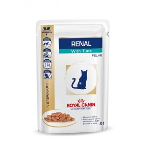 Royal Canin Renal Pouch Thunfisch Katzenfutter