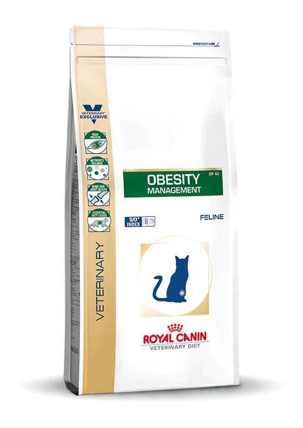 Royal Canin Obesity Katzenfutter - DP 42