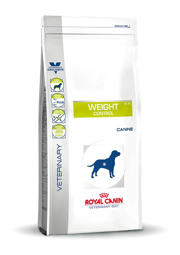 Royal Canin Weight Control Hundefutter - DS 30