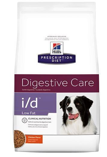 Hill's Prescription Diet i/d Low Fat Hundefutter