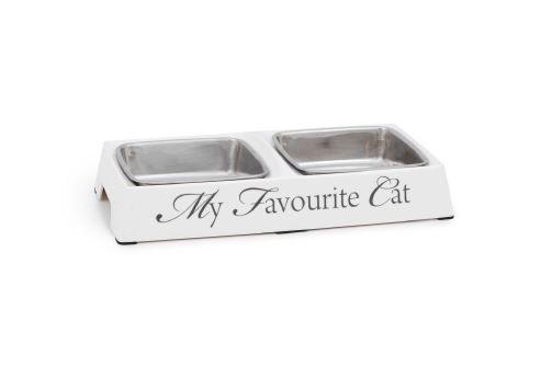 Designed by Lotte Melamin Dinnerset My Favorite Cat