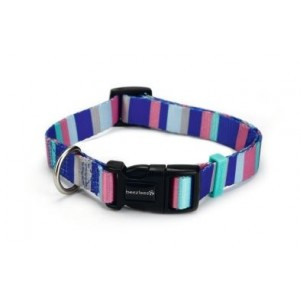 Beeztees Nylon Hundehalsband Stripes