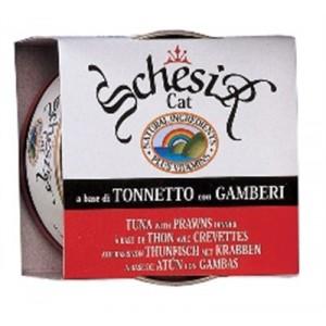 Schesir Thunfisch mit Garnelen nr.138
