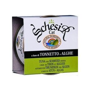 Schesir Thunfisch mit Algen für Katzen nr. 142