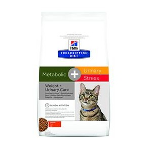 Hill's Prescription Diet Metabolic + Urinary (Stress) Katzenfutter