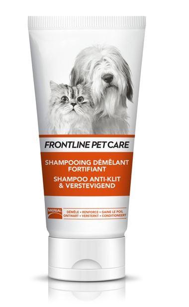 Frontline Pet Care Shampoo Anti-Filz und Stärkend