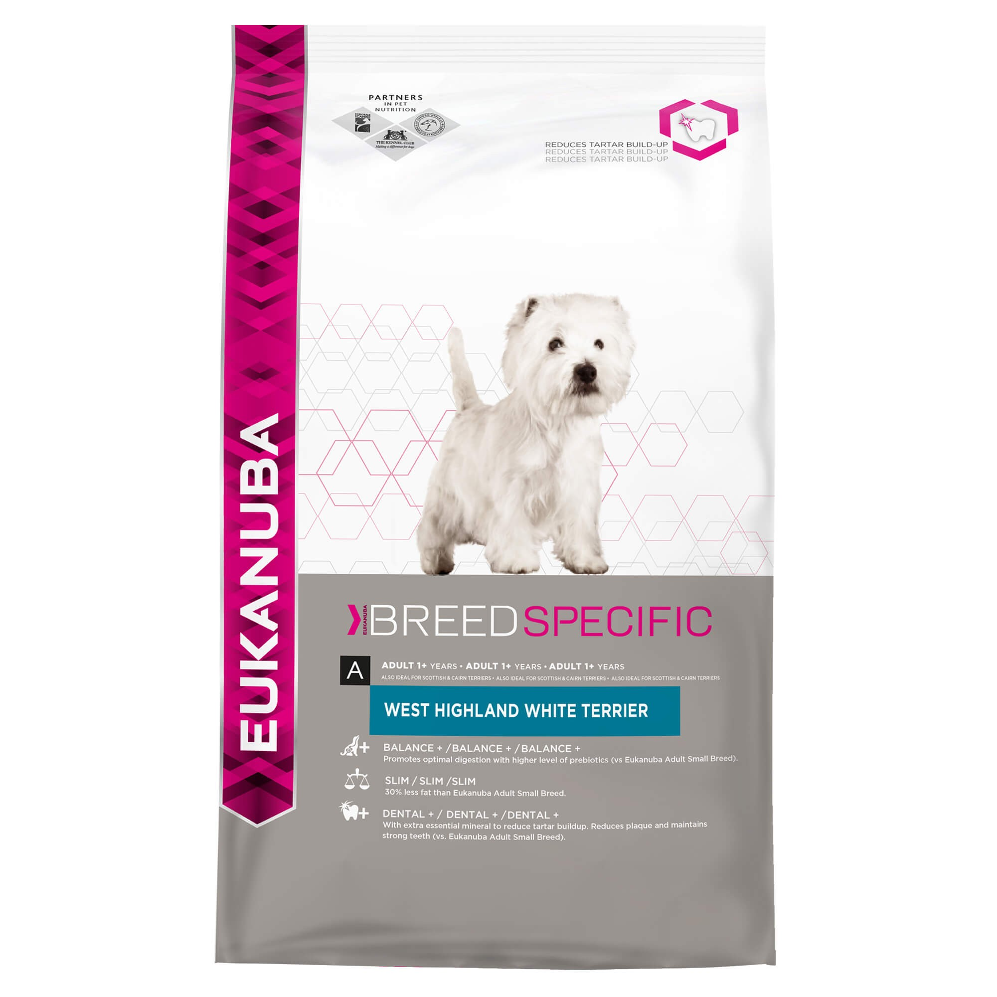Eukanuba West Highland White Terrier Hundefutter