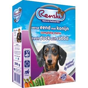 Renske Ente & Kaninchen Hundefutter 395 Gramm