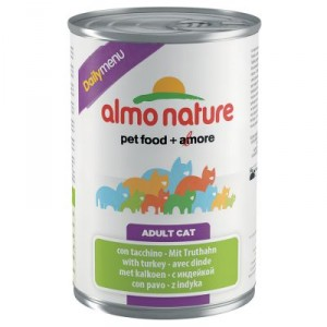 Almo Nature Daily Truthahn 400 Gramm (162)