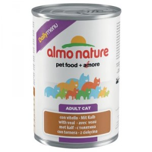 Almo Nature Daily Kalb 400 Gramm (163)