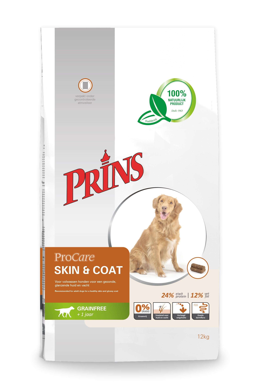 Prins ProCare Grainfree Skin & Coat Hundefutter