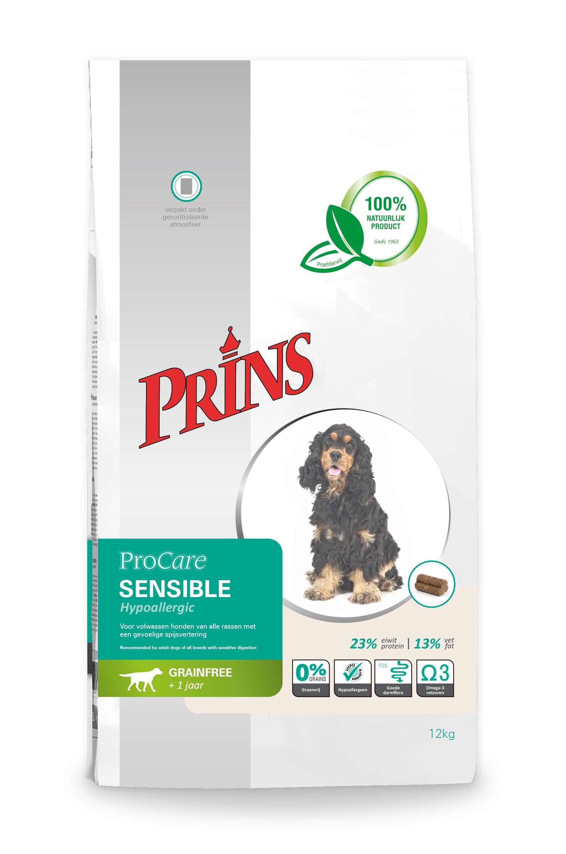 Prins ProCare Grainfree Sensible Hypoallergic Hundefutter