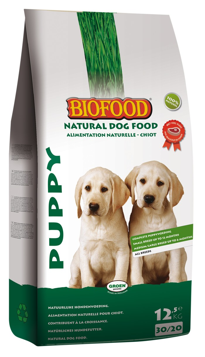 Biofood Puppy Hundefutter