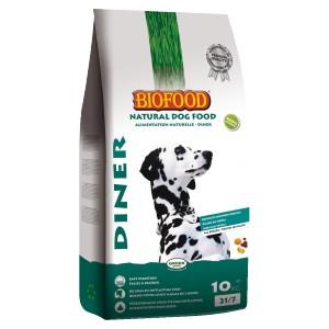 Biofood Diner Hundefutter