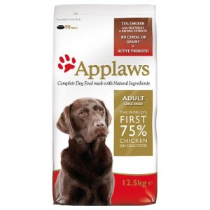 Applaws Adult Large Huhn Hundefutter