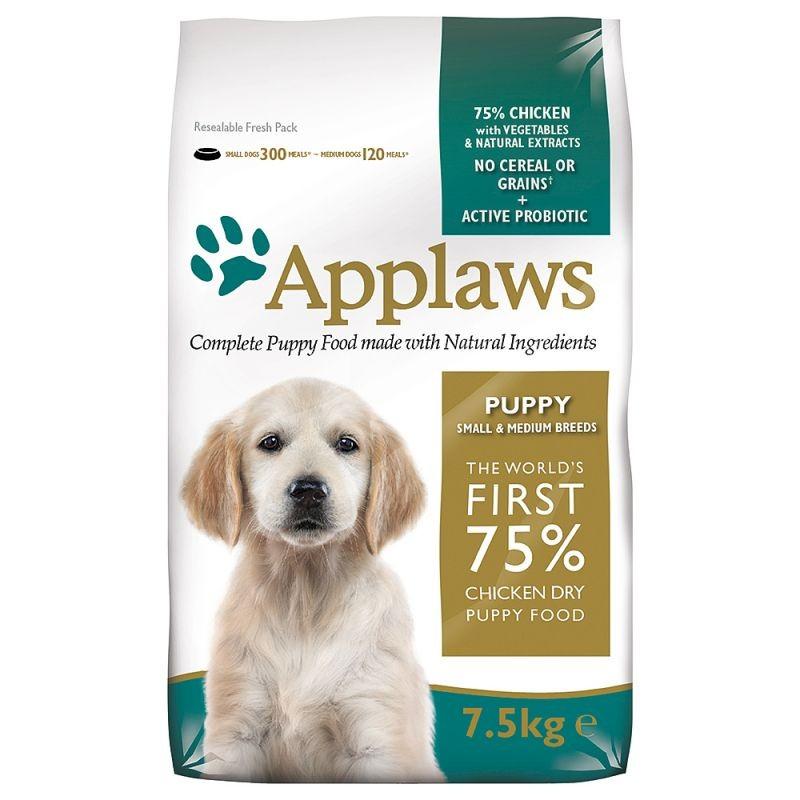 Applaws Puppy Small & Medium Huhn Hundefutter