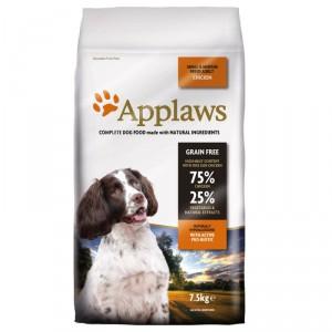 Applaws Adult Small & Medium Huhn Hundefutter