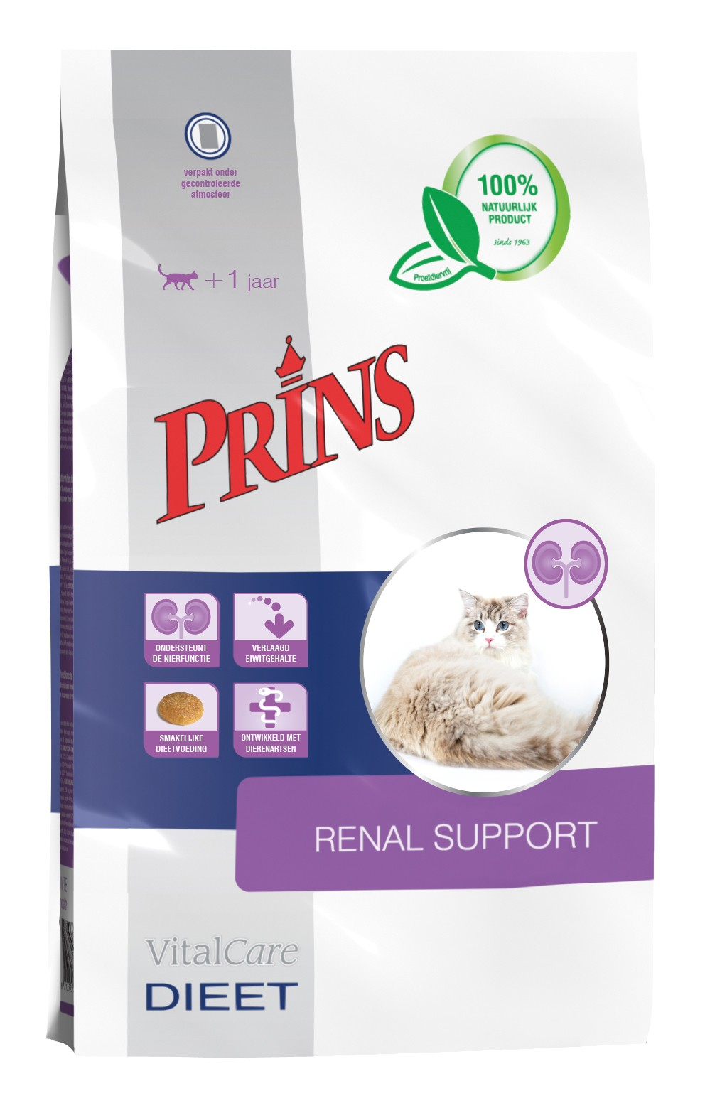 Prins Vital Care Diet Renal Support Katzenfutter