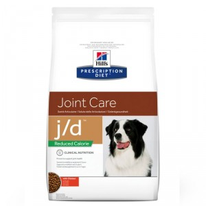 Hills Prescription Diet J/D Reduced Calorie Hundefutter