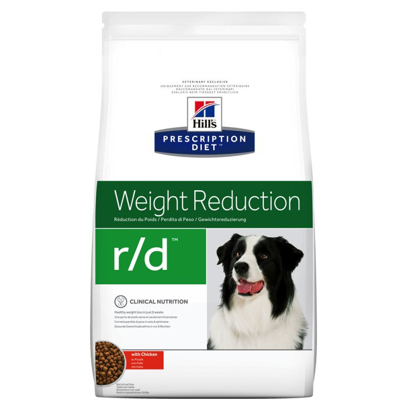 Hills Prescription Diet R/D Hundefutter