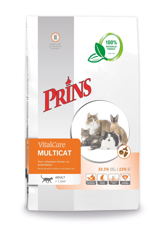 Prins VitalCare Multicat Katzenfutter