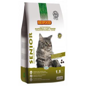 Biofood Senior Katzenfutter