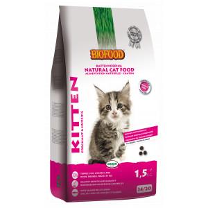 Biofood Kitten Katzenfutter