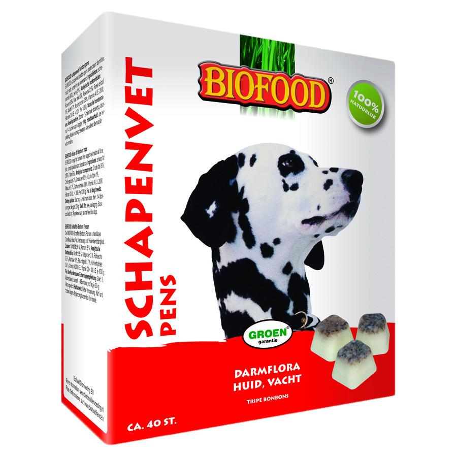 Biofood Schaffett Maxi Bonbons - Pansen